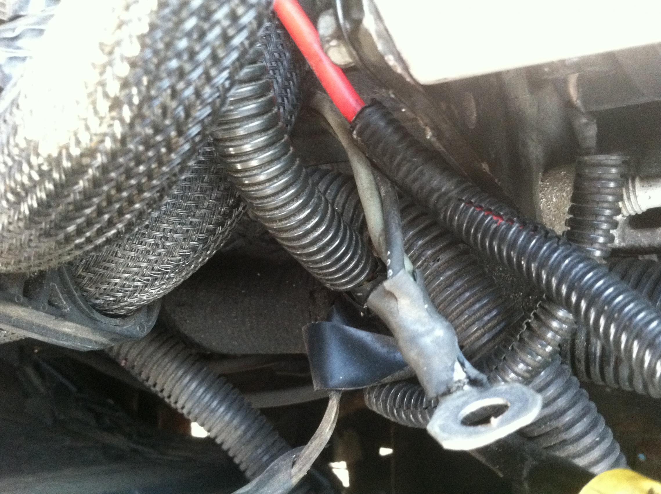 Mirrors On A 97 Wiring Help Blazer Forum Chevy Blazer Forums