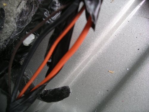 small resolution of passenger side power seat wires
