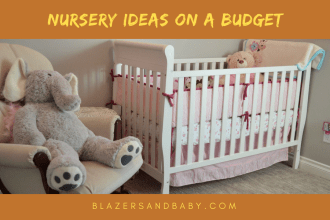 Nursery Ideas On A Budget