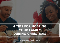4 Tips For Hosting Your Family During Christmas