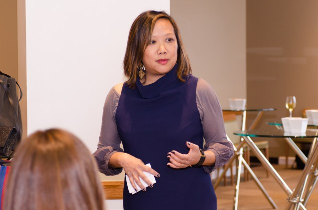 Maria Kim, CEO The Cara Program