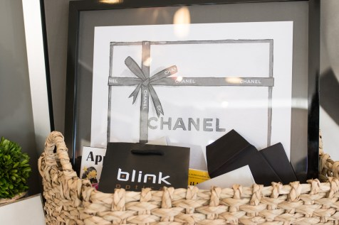 Chanel Raffle Gift Basket