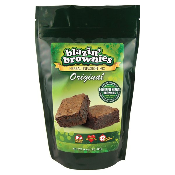 Blazin Brownies Original Mix