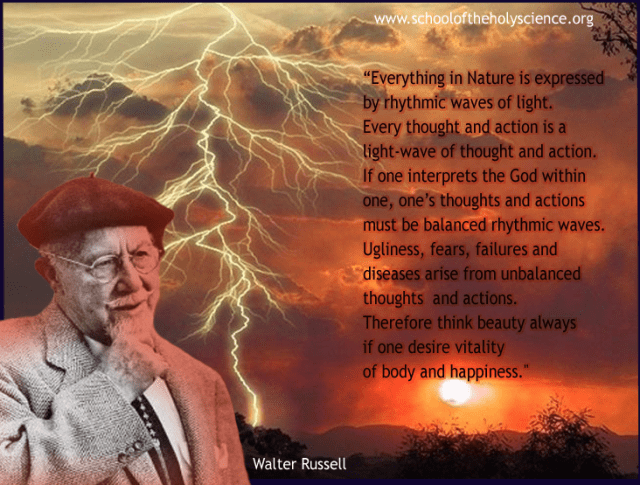 quote from walter russell