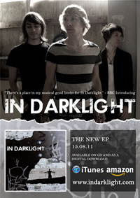 In Darklight Promo Flyer