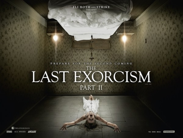 The Last Exorcism II (poster)