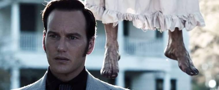 The Conjuring Hung