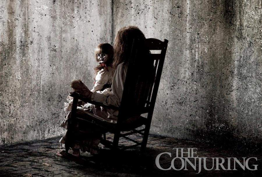 The Conjuring, Creepy, Shocking and Terrifying. Movie Review