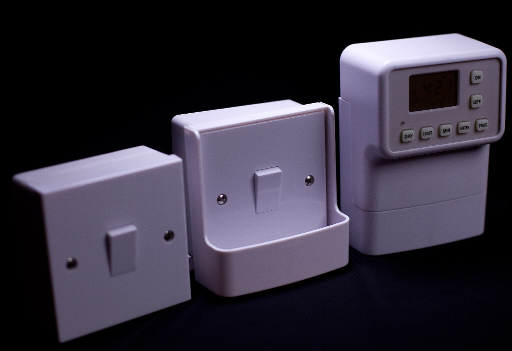 Light Switch Timer, Security Lighting For Your Home