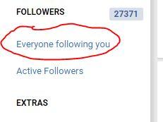 StatusBrew Everyone Following You