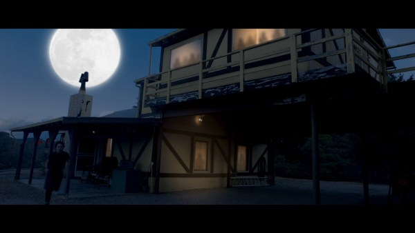 The Lost Tree - House - Moon Shot