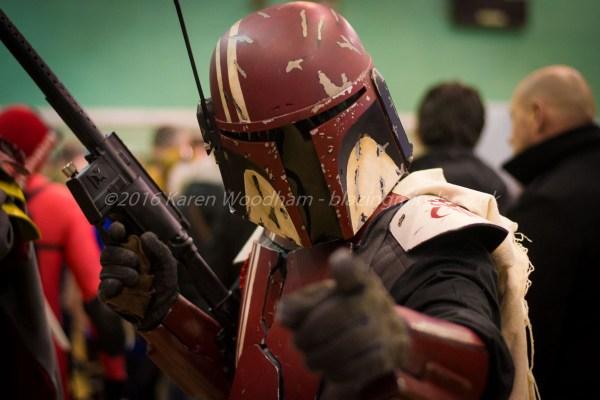 Wales Comic Con 2016 Part 2