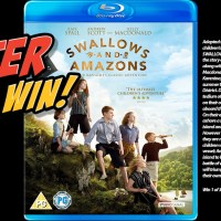 Win Swallows and Amazons on Blu-ray