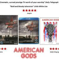 American Gods Blu-ray, DVD and Digital Download Release Date Announced