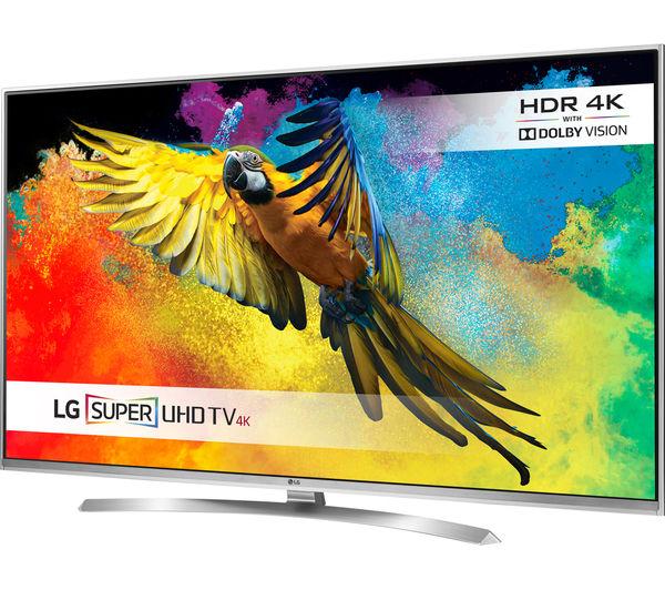 LG 49UH850V Smart 3D 4k Ultra HD HDR 49\
