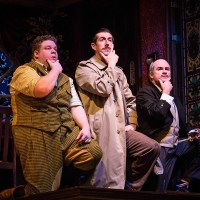 The Play That Goes Wrong at Venue Cymru - Review