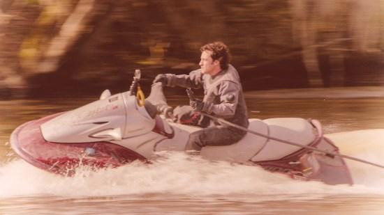 Trailer Park Shark - Jet Ski (Thomas Nicholas - Still)