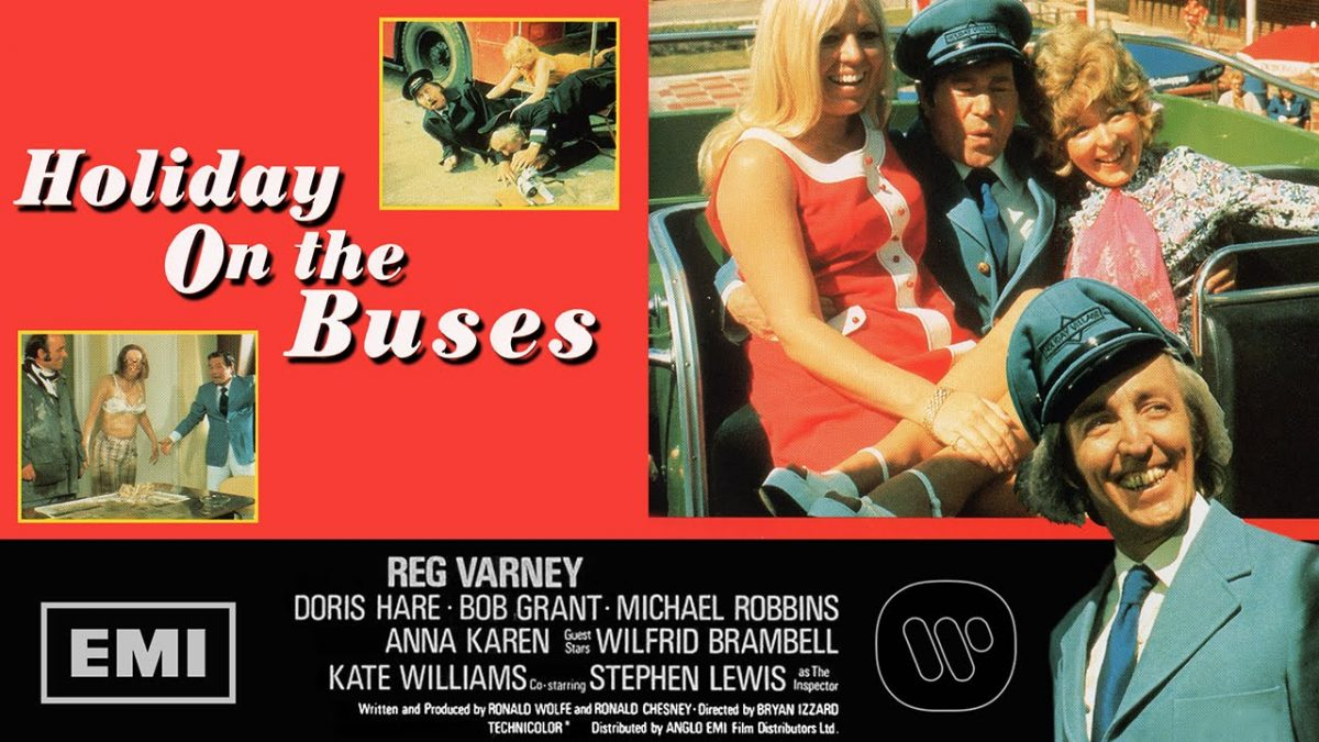 Holiday on the Buses cast reunite and return to North Wales