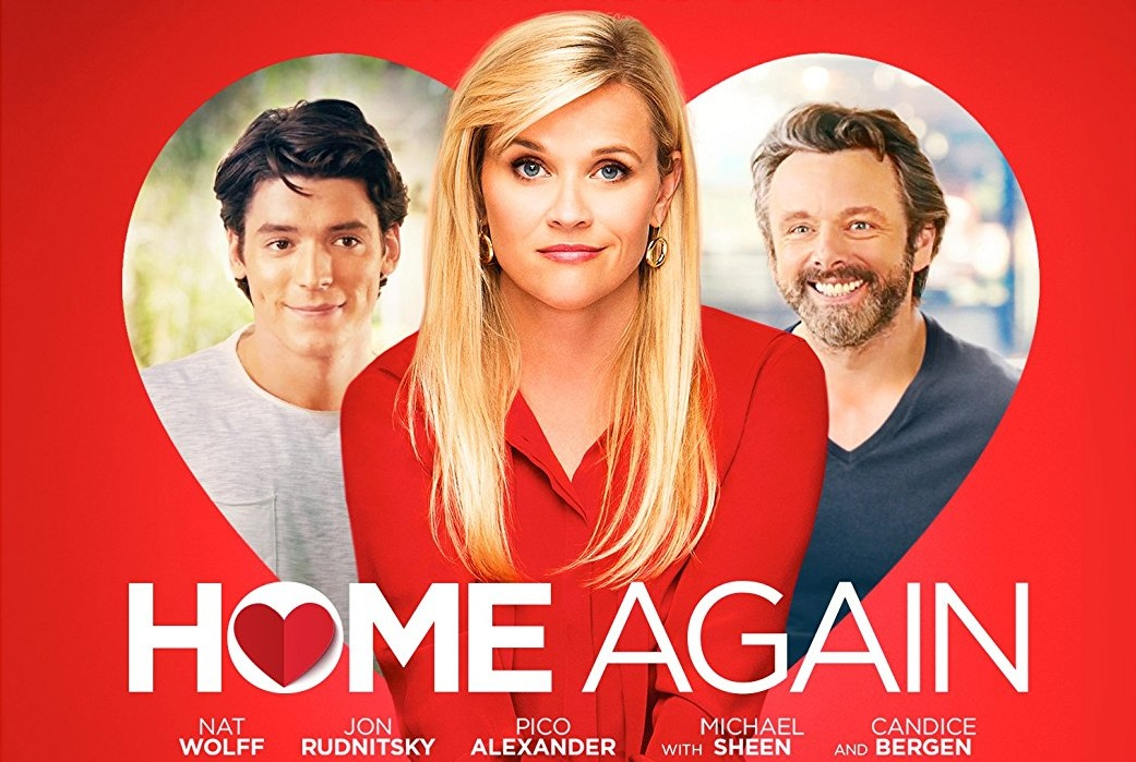 Home Again Reese Witherspoon Stars In Feel Good Romantic Comedy