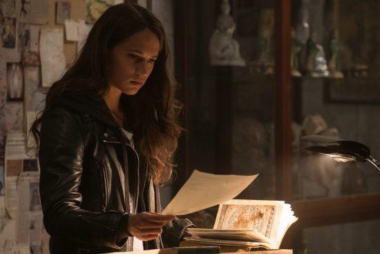 Tomb Raider (still - Warner Bros UK)