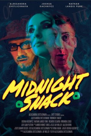 MIDNIGHT SNACK Official Poster preview