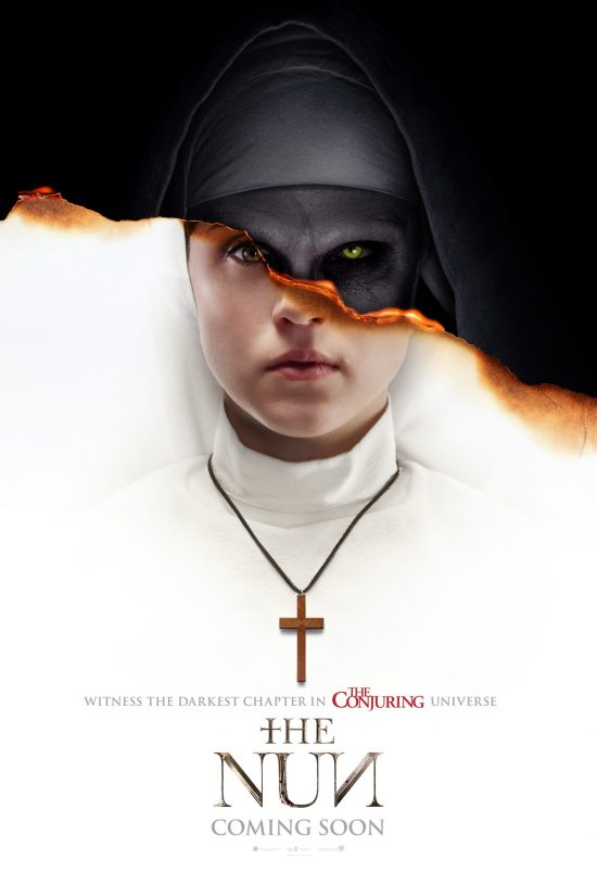 The Nun - Brand New Poster