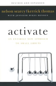 Activate - Book cover - Review by Dr Rus