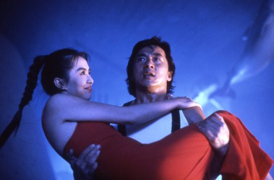 Jackie Chan - City Hunter - Still (Eureka Entertainment)