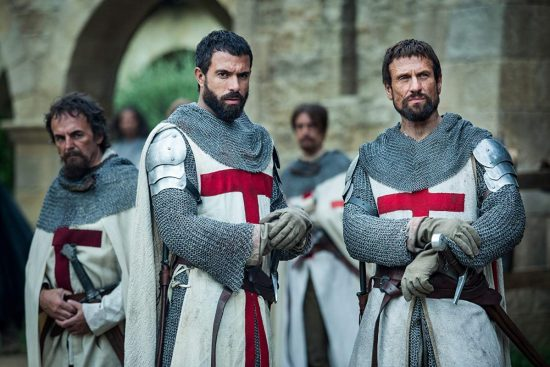 Knightfall the quest for the grail comes to DVD