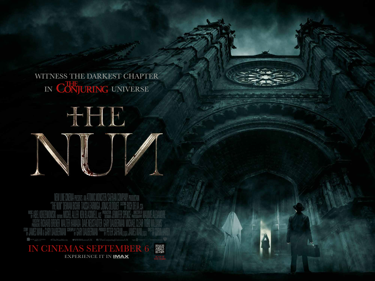 The Nun – IMAX and Blu-ray Review