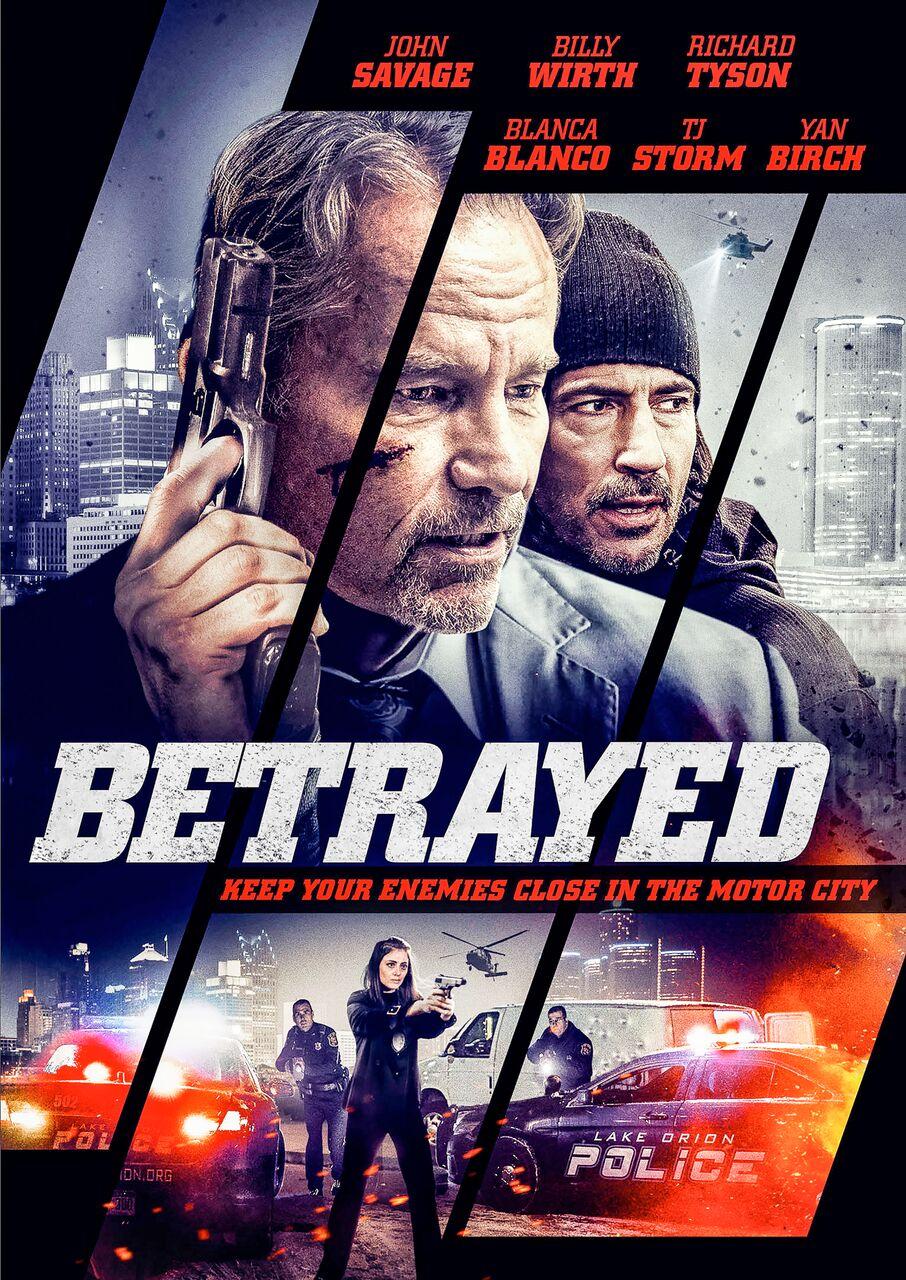 Exclusive New Artwork & World Premiere of Multi Award-Winning Filmmaker Harley Wallen's 'Betrayed'.