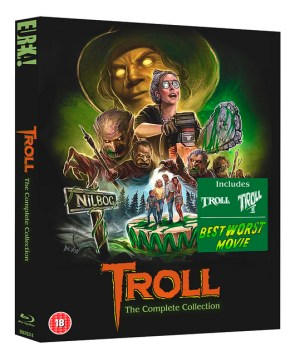 Troll The Complete Collection - Eureka Entertainment