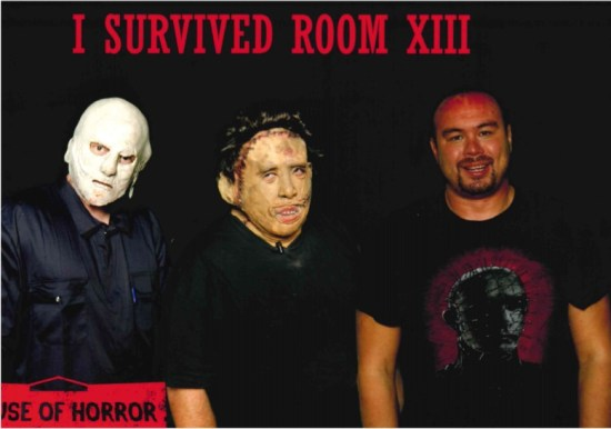 House of Horror (Survived)