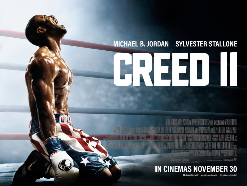 Win a Knockout of a Creed 2 Prize Bundle