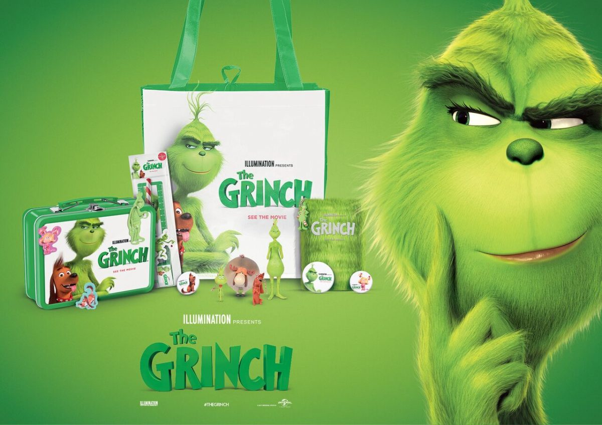 Another Chance to Win a The Grinch Prize Bundle