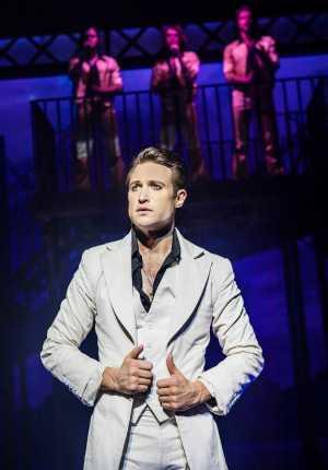 Richard Winsor (Tony) - Saturday Night Fever - UK Tour (c) Pamela Raith Photography_092