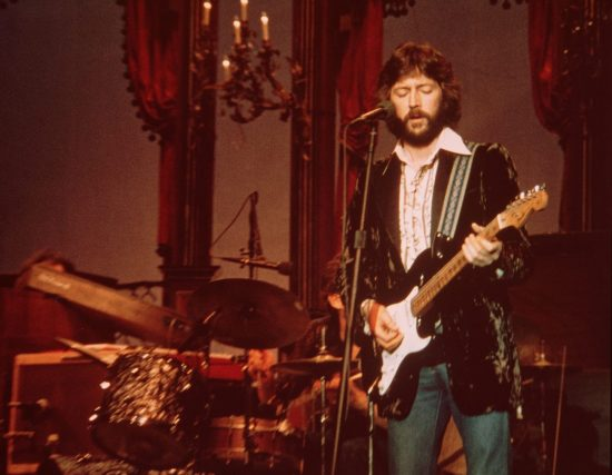 The Last Waltz - Eric Clapton - Eureka Entertainment