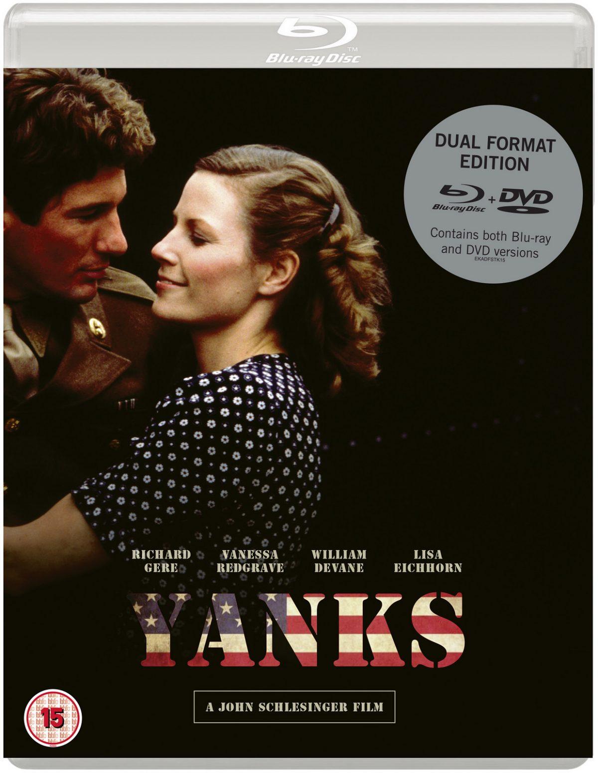 WIN YANKS [Eureka Classics] Dual Format (Blu-ray & DVD)