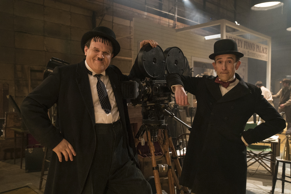 Stan & Ollie, Coogan and Reilly Shine – Preview Review
