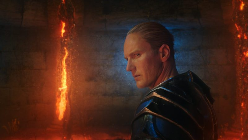 "Photo Credit: Courtesy of Warner Bros. Pictures & © DC Comics  Caption: PATRICK WILSON as King Orm in Warner Bros. Pictures' action adventure ""AQUAMAN,"" a Warner Bros. Pictures release."