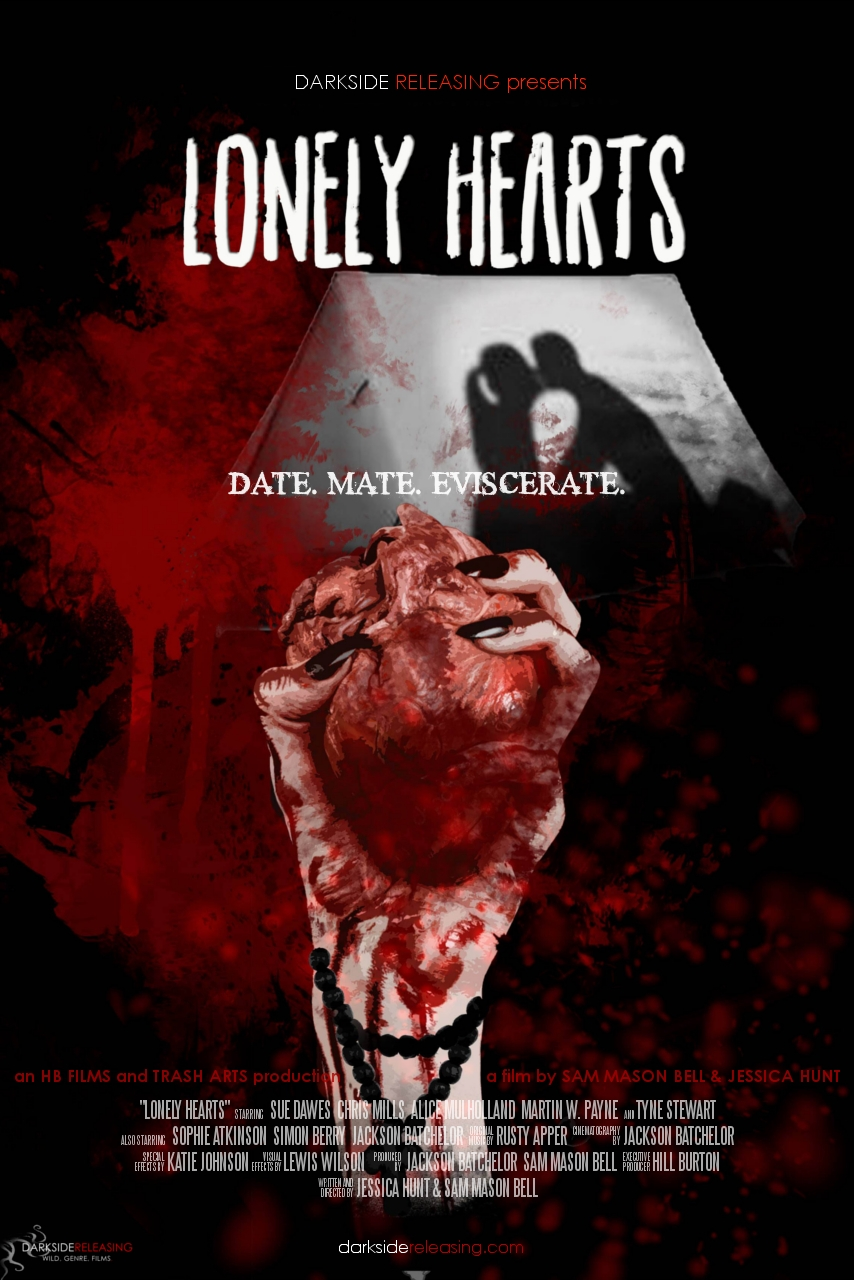 Horror-on-Sea interview with Lonely Hearts co-writer and director Sam Mason-Bell