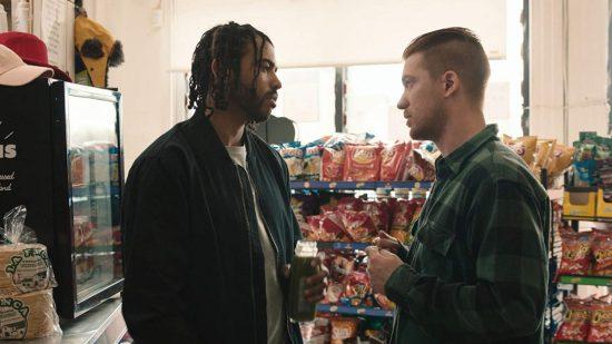 Blindspotting - Daveed Diggs, Rafael Casal - Blazing Minds Review - (Image © 2018 Lionsgate)