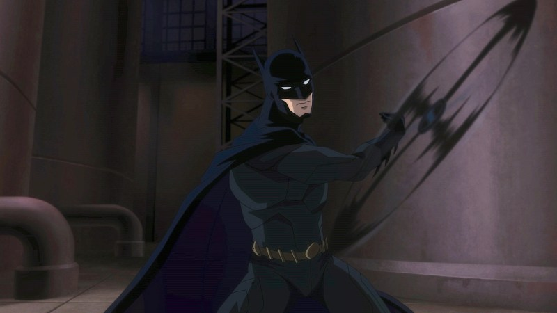 Batman Hush heads to Blu-ray and DVD