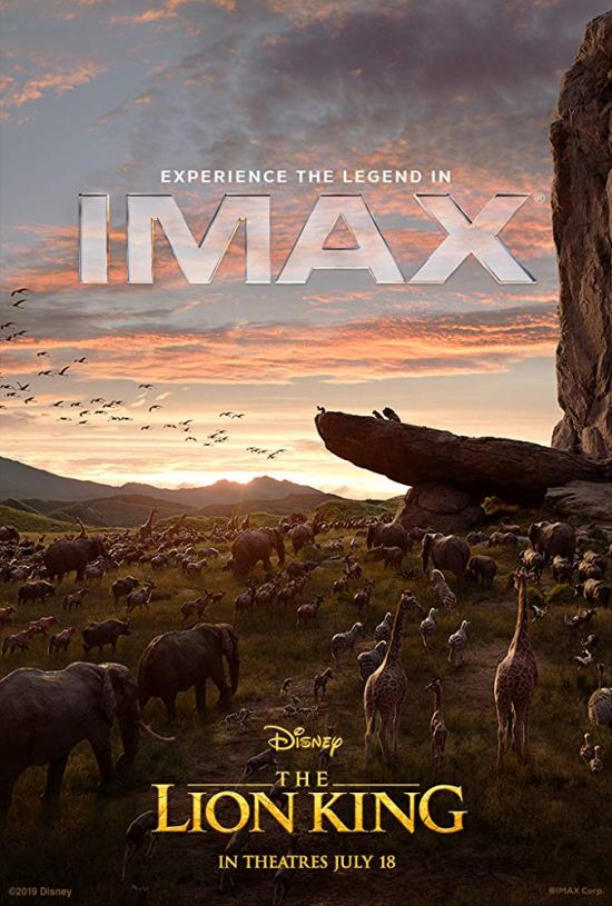 The Lion King Roars On To Imax In 3d At Cineworld Blazing