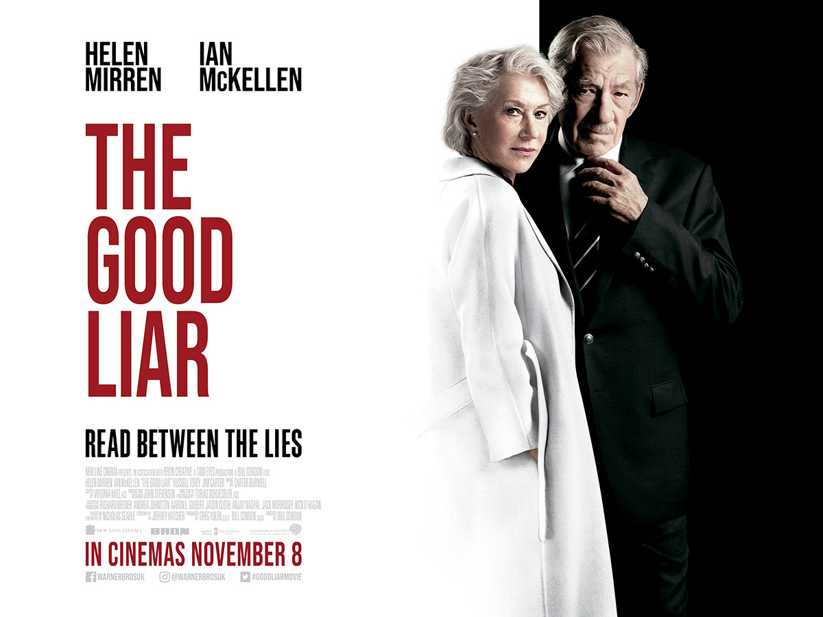 Image result for the good liar