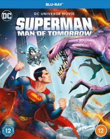 Superman: Man of Tomorrow - Blu-ray