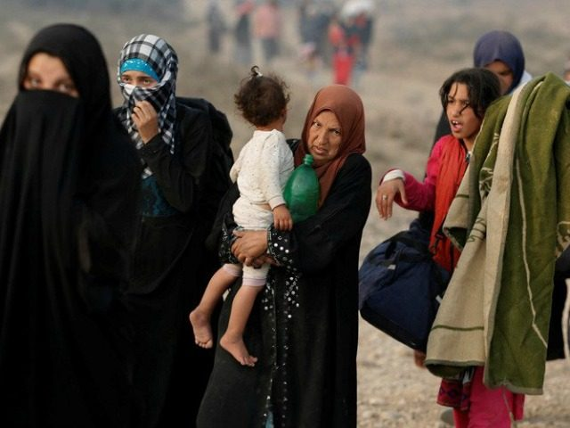 Islamic State Takes 25,000 Civilian Human Shields in Kirkuk, Iraq