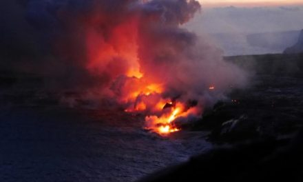 Volcanic Activity Increases Around The World Following NZ Mega-Quake