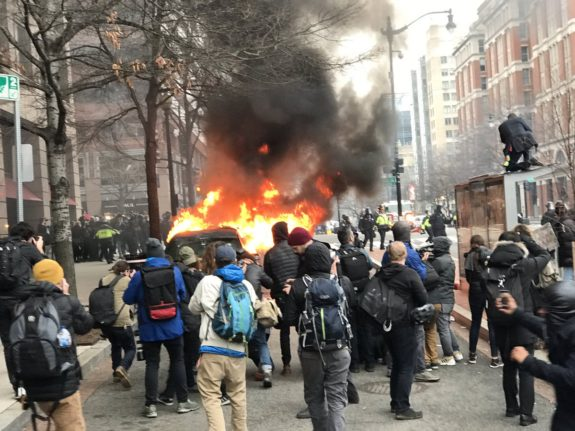 200+ Violent Rioters INDICTED on FELONY Rioting Charges from Inauguration Day