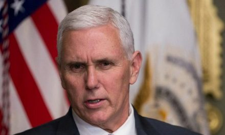 "Vice President Assures ""World Will Know America Stands with Israel"""
